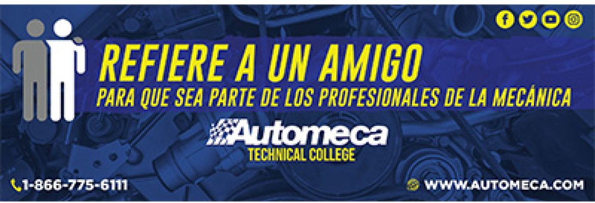 Automeca  Technical Collage