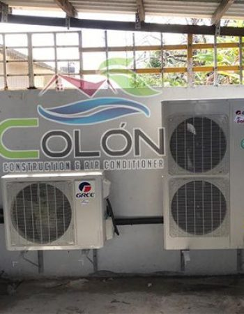 Colon Construction and Air Conditioner Corp.