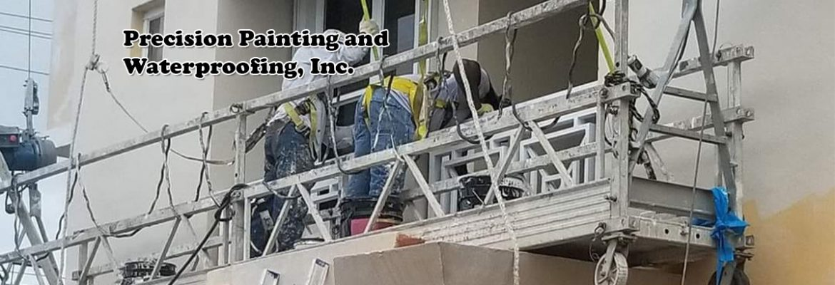 Precision Painting and Waterproofing, Inc.